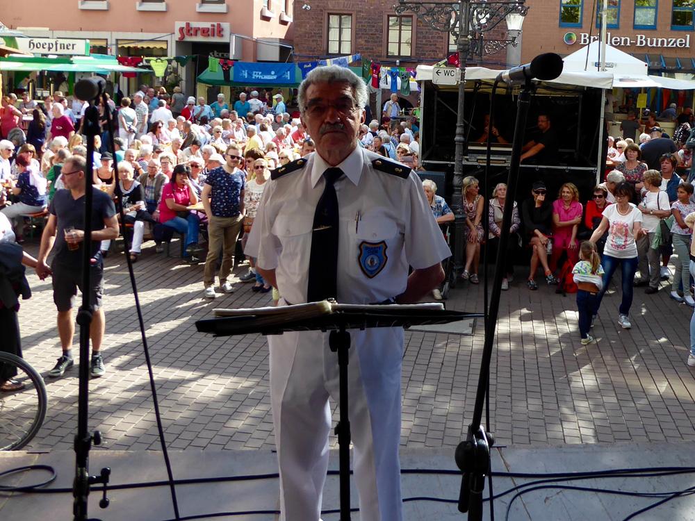 Marktfest Ettlingen 2021